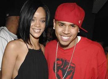 Rihanna et Chris Brown ensemble